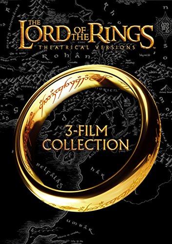 ロード・オブ・ザ・リング 劇場公開版 DVD コンプリート・セット(初回仕様/3枚組)