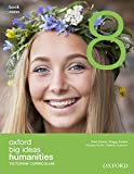 Cover of Oxford Big Ideas Humanities 8 Victorian Curriculum Student Book + obook assess