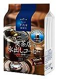 AGF マキシムちょっと贅沢な珈琲店レギュラーコーヒー 喫茶店の水出しコーヒー 4袋×6袋
