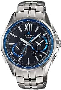 [カシオ]CASIO 腕時計 オシアナス Manta 電波ソーラー OCW-S3400-1AJF メンズ