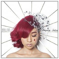 青山テルマ「MY ANGEL」の歌詞を収録したCDジャケット画像