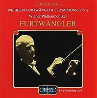 Symphonie No. 2 by WILHELM FURTWテНGLER (1995-08-22)