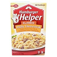 Hamburger Skillet Meal Home Cooked Philly Cheesesteak 6.8OZ (Pack of 24) by Hamburger Helper [並行輸入品]