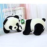 可愛いぬいぐるみ人形プッシュプルPanda Bear Plush Pillow