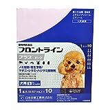 メリアル フロントライン プラス ドッグ S (10kg未満) 1ピペット×10 (動物用医薬品)