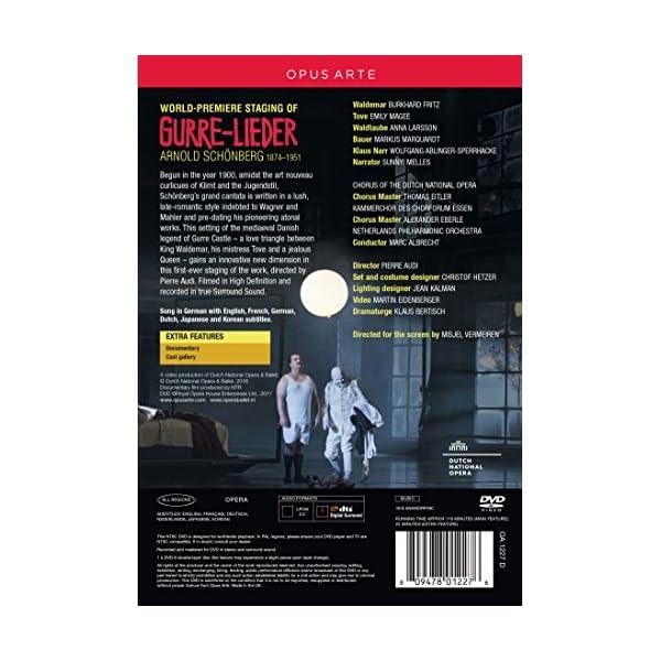 Schoenberg: Gurre-Liede...の紹介画像3
