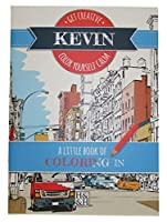 Coloring Books Kevin Drawing Book [並行輸入品]