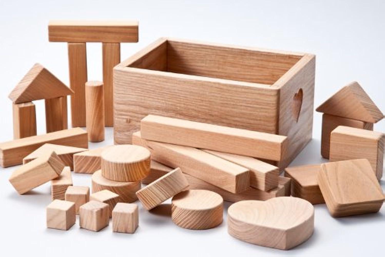手作り積み木