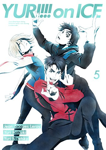 ユーリ!!! on ICE 5 [DVD]