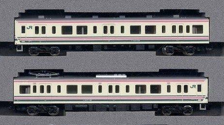 Nゲージ 4015-1 JR107系100番代 前期型 増結 (塗装済完成品)