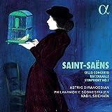 サン=サーンス: チェロ協奏曲第1番、交響曲第1番