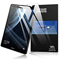 HUAWEI MediaPad M5 lite 8.0 フィルム TopACE 硬度9H 超薄0.3mm 2.5D 耐衝撃 撥油性 超耐久 耐指紋 日本旭硝子素材採用 飛散防止処理保護フィルム MediaPad M5 lite 8.0 対応