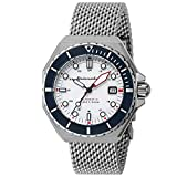[Spinnaker] 腕時計 DUMAS SP-5081-33 メンズ シルバー