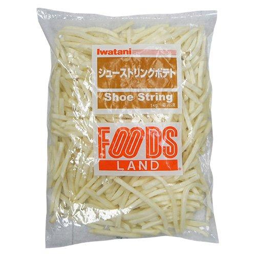 Iwatani フーズランド シューストリングポテト 1kg 冷凍