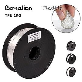 Pxmalion Flexible TPU 3Dプリンター用弾性フィラメント ✦Pxmalion Flexible TPUは独特の弾性樹脂というフィラメントです。柔軟性も耐久性も優れて、強い形状記憶力があるフレキシブル素材であります。 ✦Pxmalion Flexible TPU フィラメントは素材だけの重量が1KGです。製品重量は1.4KGです。Pxmalionは誠実的なブランドと思われています。 【優しいヒント】① Flexible TPUは独特の弾性樹脂ですので、ダイレクト...