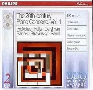 20th.C.Violin Concertos Vol.1