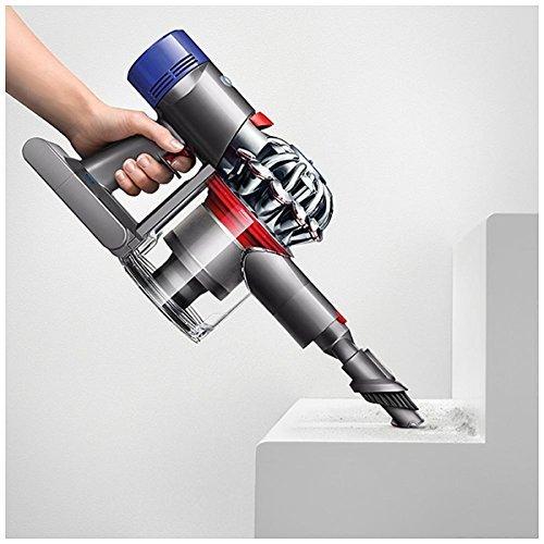 ダイソン サイクロン式スティック&ハンディクリーナー (イエロー)【掃除機】dyson V8 fluffy フラフィ SV10FF2