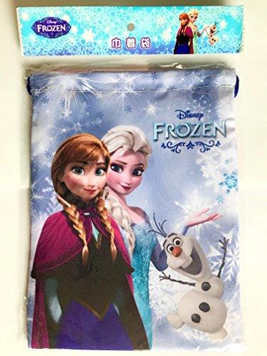 Disney ディズニー キャラクター アナと雪の女王 巾着袋