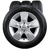 14インチ 4本セット タイヤ&ホイール GOODYEAR (グッドイヤー) EfficientGrip (エフィシェントグリップ) ECO EG01 165/70R14 NISSAN (日産) MARCH (マーチ) 純正 14×5J(+45)100-4H