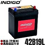 INDIGO バッテリー 42B19L eKワゴン CBA-H81W H16/5~H18/9