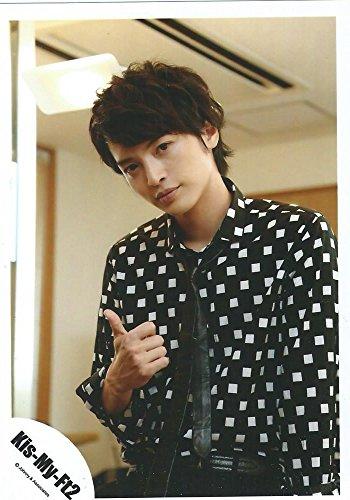 Kis-My-Ft2 公式 生写真 玉森裕太 KM0021