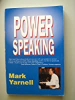 Power Speaking: A Guide to Writing & Delivering Professional Speeches.
