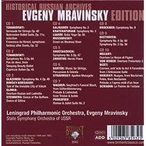 ムラヴィンスキー・エディション(10枚組)