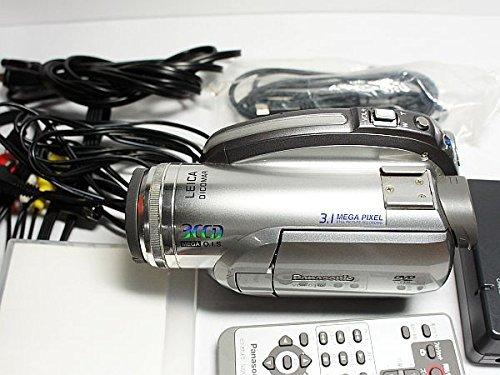 Panasonic デジタルビデオカメラ D310 VDR-D310-S (DVD)