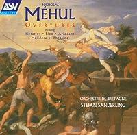 Mehul: Overtures (2002-07-28)