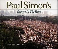 Paul Simon in Central Park