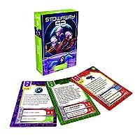 "Cardventures - Stowaway 52カードゲーム 5"" マルチカラー 360-1"