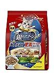 銀のスプーン 海の贅沢素材 肥満が気になる猫用 まぐろ・かつお・ささみ・野菜に天然小魚・かつお節添え 1.3kg
