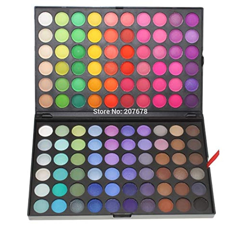 最高含意ホラー120 Color EyeShadow Pallete Long-lasting Makeup Eye Shadow Waterproof Beauty Matte Minerals Cosmetics Set Eyeshadow