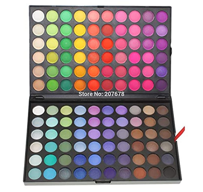機関地域熟す120 Color EyeShadow Pallete Long-lasting Makeup Eye Shadow Waterproof Beauty Matte Minerals Cosmetics Set Eyeshadow