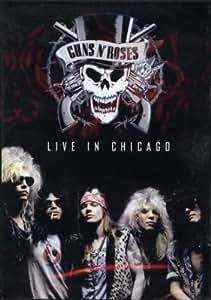 Guns N'Roses Live In Chicago [Import] [PAL] [DVD]