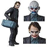 BATMAN バットマン ジョーカー 銀行強盗ver. MAFEX アクションフィギュア