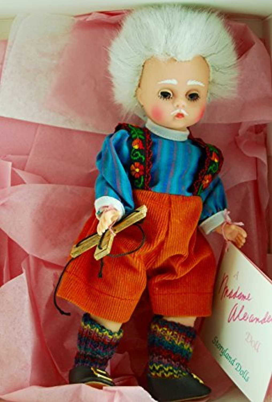 Madame Alexander 20cm Geppetto Doll