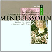 Mendelssohn;Sym.No.4