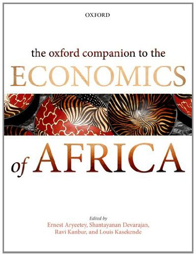 Download The Oxford Companion to the Economics of Africa 0199575975