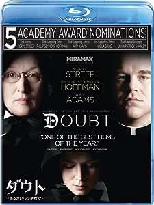 ダウト ~あるカトリック学校で~ [Blu-ray]