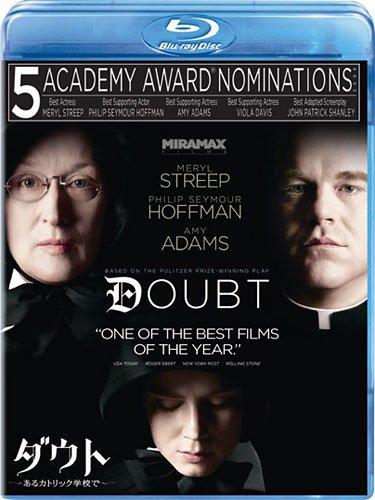 ダウト ~あるカトリック学校で~ [Blu-ray]の詳細を見る