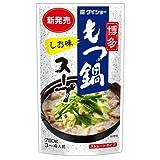 ダイショー 博多もつ鍋スープ しお味 750g