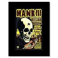 HANK WILLIAMS III - First Avenue Minneapolis 2004 Mini Poster - 23.5x15cm