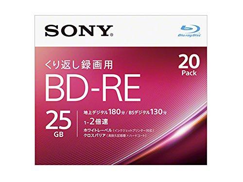 SONY ビデオ用ブルーレイディスク 2...