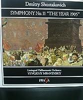 "Symphony 11 ""Year 1905"""