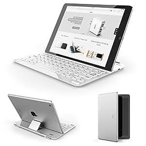 Anker® TC930 ウルトラスリムBluetoothキーボードカバー iPad Air 2/ Air用 (ホワイト)