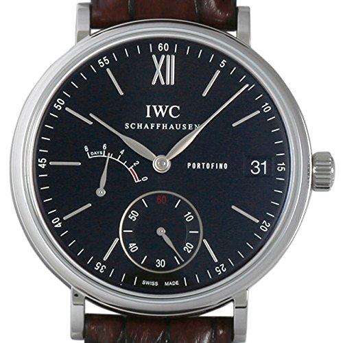 IWC ポートフィノ ハンドワインド 8デイズ IW510102 新品 腕時計 メンズ (W151097) [並行輸入品]