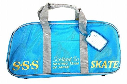 SSS 【Iceland Go】24-US スピードスケート用 バッグ ショルダーベルト付き