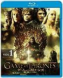 ゲーム・オブ・スローンズ 第一章:七王国戦記 ブルーレイ Vol.1[Blu-ray/ブルーレイ]