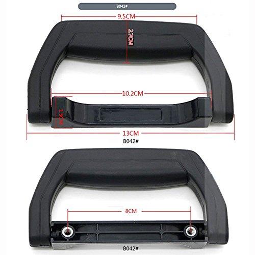 スーツケースのハンドル 交換用 DIY 修理 交換代用品 取替え 旅行の箱のグリップ キャリーボックス補修用 スーツケース ハンドル